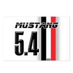 Mustang 5.4 BWR Postcards (Package of 8)