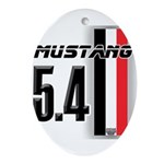 Mustang 5.4 BWR Ornament (Oval)
