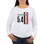 Mustang 5.4 BWR Women's Long Sleeve T-Shirt