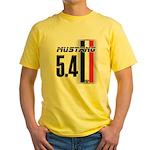 Mustang 5.4 BWR Yellow T-Shirt
