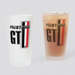 Mustang GT BWR Drinking Glass