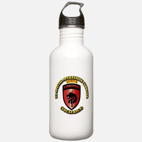 SOF - USSOC - SOCAFRICA - SSI Water Bottle