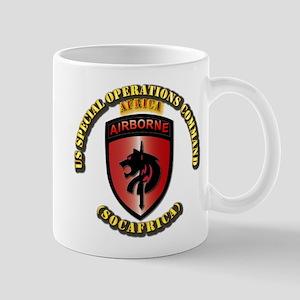 SOF - USSOC - SOCAFRICA - SSI Mug