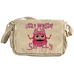 Little Monster Shelly Messenger Bag