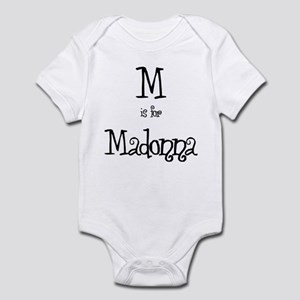 M Is For Madonna Infant Creeper
