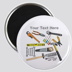 Tools with Gray Text. Magnet