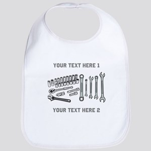 Wrenches with Text. Bib