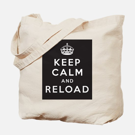 Cute Reload Tote Bag