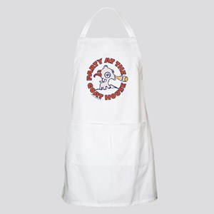 Party at the Goat House Apron