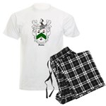 Foster Family Crest Men's Light Pajamas