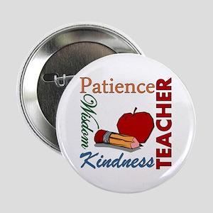 """Teacher 2.25"""" Button"""