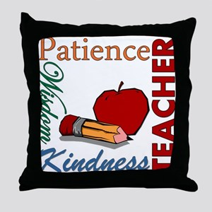 Teacher Throw Pillow