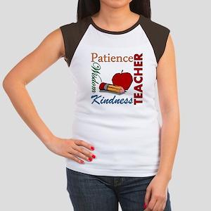 Teacher Women's Cap Sleeve T-Shirt