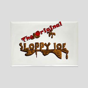 The Original Sloppy Joe V3.0 Rectangle Magnet