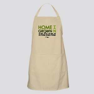'Home Grown In Indiana' Apron