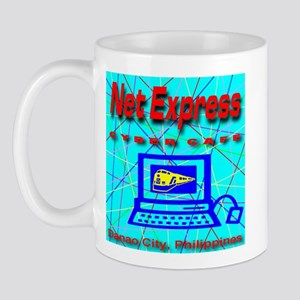 Net Express Cyber Cafe Mug