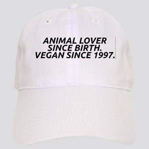 Vegan since 1997 Cap