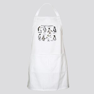 Penguins of the World Apron