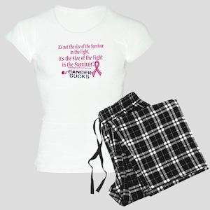 Cancer Survivor Women's Light Pajamas