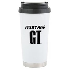 Mustang GT Stainless Steel Travel Mug