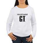 Mustang GT Women's Long Sleeve T-Shirt