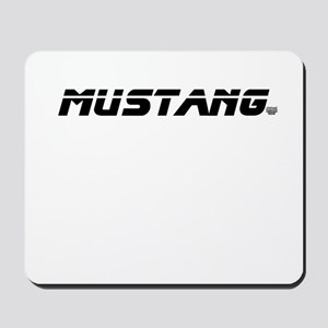 Mustang 2012 Mousepad