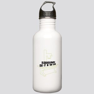 Includes X-Ray Specs. Stainless Water Bottle 1.0L