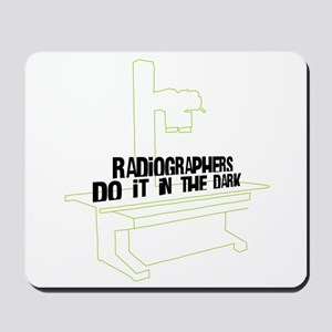 Includes X-Ray Specs. Mousepad