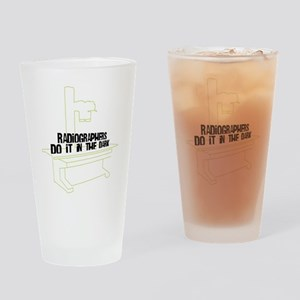 Includes X-Ray Specs. Drinking Glass