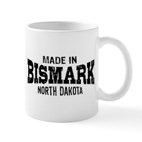 Made in Bismark Mug