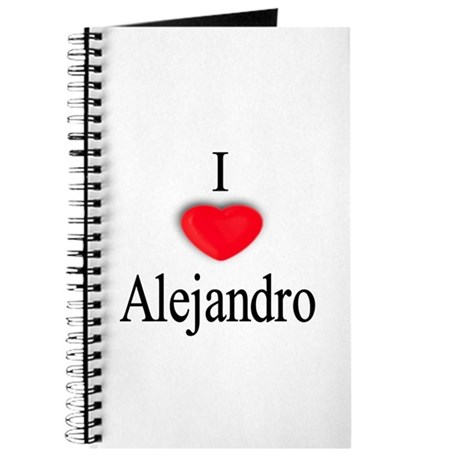 Alejandro Journal
