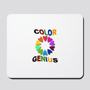 Color Genius Mousepad