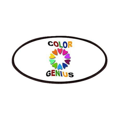 Color Genius Patches