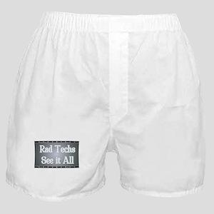 I See All. Boxer Shorts