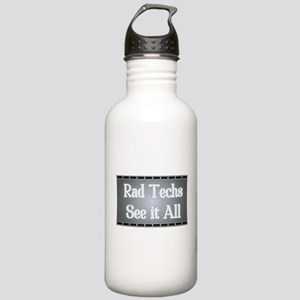 I See All. Stainless Water Bottle 1.0L