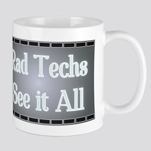 I See All. Mug