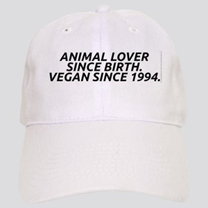 Vegan since 1994 Cap