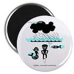 Cycling Hazard - Sudden Rain Magnet