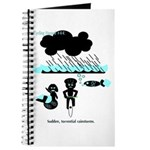 Cycling Hazard - Sudden Rain Journal