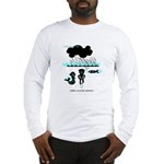 Cycling Hazard - Sudden Rain Long Sleeve T-Shirt