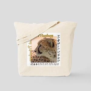 Cat Priestess Tote Bag