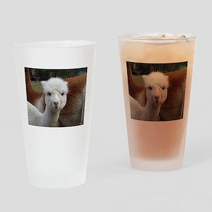BABY ALPACA Drinking Glass