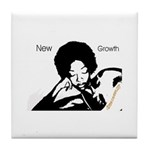 New growth Tile Coaster