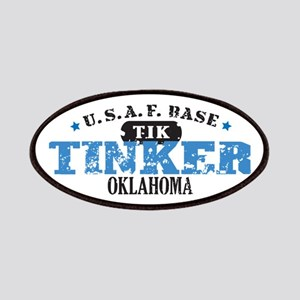 Tinker Air Force Base Patches