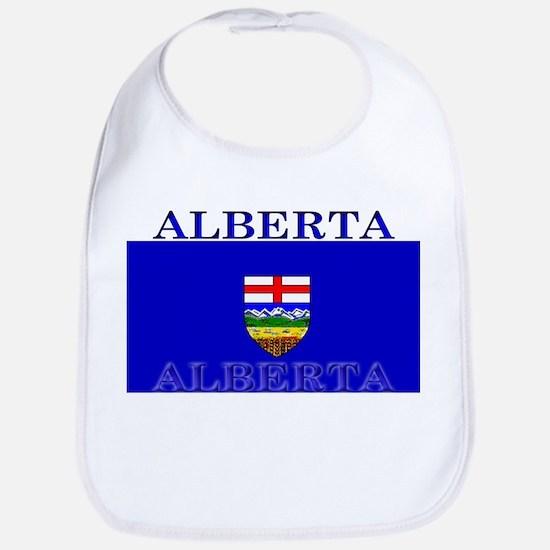Alberta Albertan Flag Bib