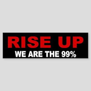 Rise UP: Sticker (Bumper)