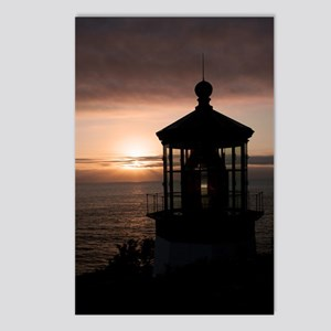 Cape Meares Lighthouse 4973 Postcards (Package of