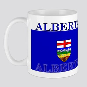 Alberta Albertan Flag Mug