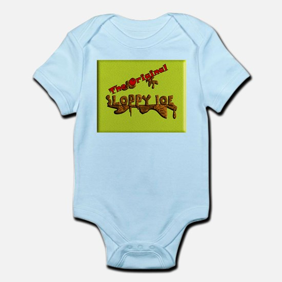 The Original Sloppy Joe V4.0 Infant Bodysuit