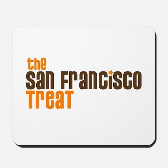 SF TREAT Mousepad